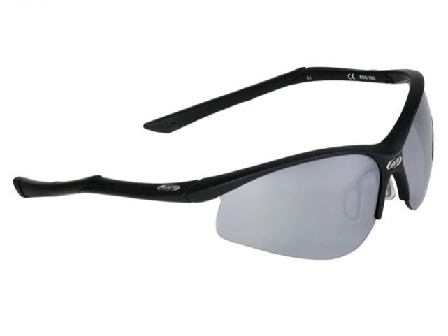 Brýle BBB BSG-29 ATTACKER Black Matt