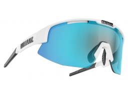 Brýle Bliz Active Matrix Shiny White - Small