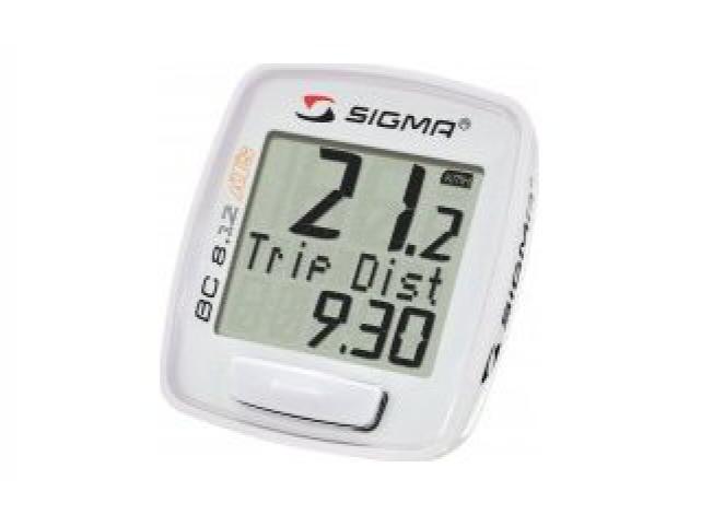 Cyklocomputer Sigma TOPLINE 8.12 ATS