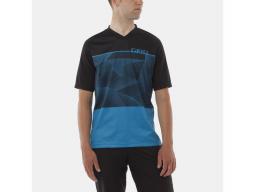 Dres Roust MTB Jersey-blue jewel geo, model 2017