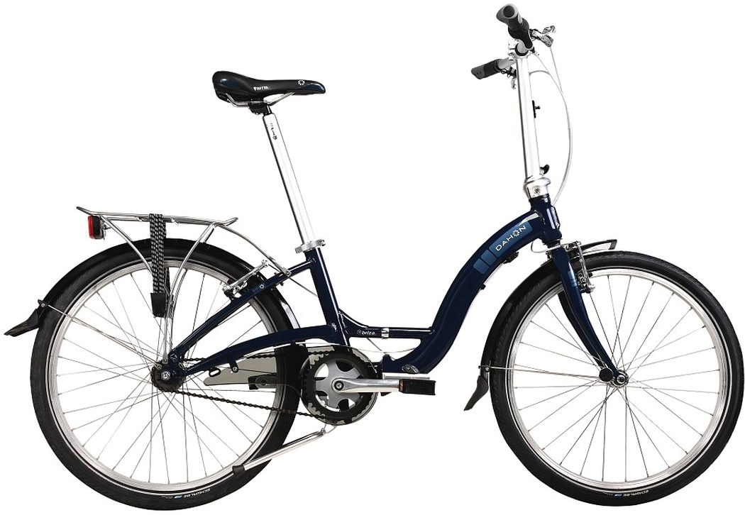 Kolo Dahon BRIZA D7 Blue model 2012