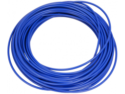 Bowden brzdový tmavě modrý 1m