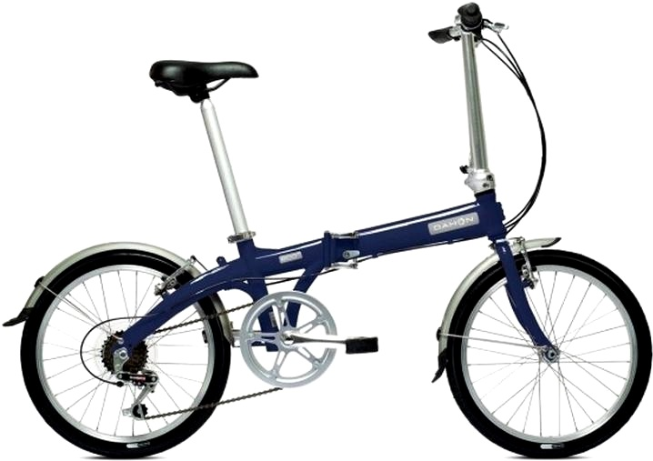 Kolo Dahon ECO C6 Blue model 2012