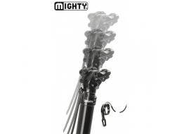 Sedlovka AL Mighty teleskopická 27,2x330, černá