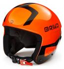 Helma Briko VULCANO FIS 6.8 Shiny Orange Fluo Black, 19/20