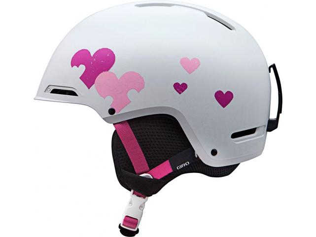 Helma Giro ROVE White Heart Helix model 2012/13