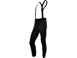 Kalhoty Silvini PRO FORMA MP320 softshell cyklistické pánské Black