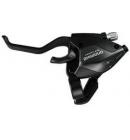 Řadící brzdové páky Shimano ALTUS ST-EF51 MTB/trek pro V-brzdy pár 3x9 rychl 2 prstá černá