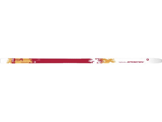 Běžky Sporten HIGHLANDER MgE Lisovaný Protismyk model 2013/14