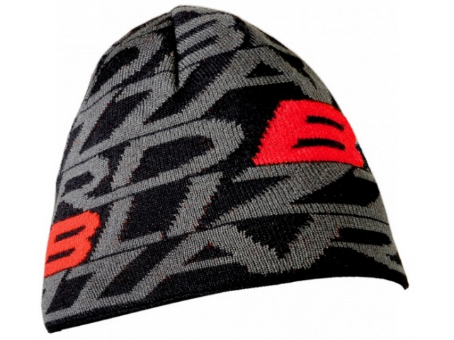 Čepice Blizzard DRAGON CAP Black Red