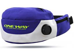 Ledvinka One WayThermo Belt Purple White XC Dry