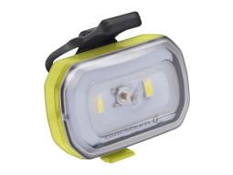 Světlo přední Click USB Hi Viz Yellow