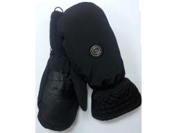 Rukavice Poivre Blanc Ski Gloves Black, 18/19