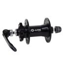 Náboj Q-Lite QL-S16R Disc 32 děr Black