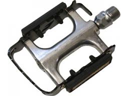 Pedály Feimin FP-975 stříbrno-černé